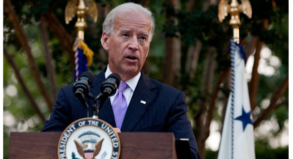 Joe Biden slams Donald Trump: 'Grow up'