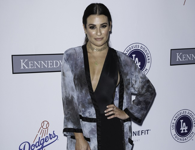 Lea Michele talks about body image and natural beauty