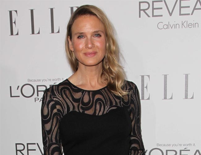 Renée Zellweger discusses issues surrounding 'Bridget Jones' Baby'