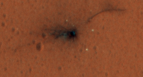 Scientists shocked by new image from Mars