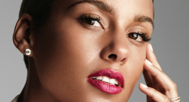 Alicia Keys wants to talk to kids about AIDS