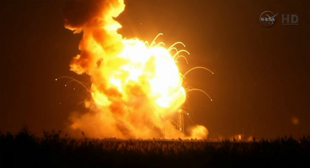 Orbital ATK close to launching rocket after astonishing disaster [VIDEO]