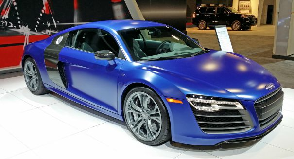 Audi has unveiled its R8 Turbo — and it has incredible power