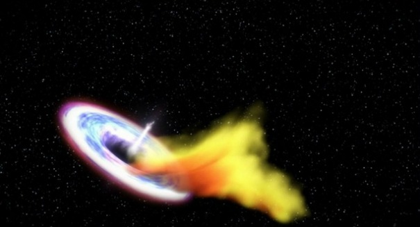 Huge black hole discovery stuns scientists