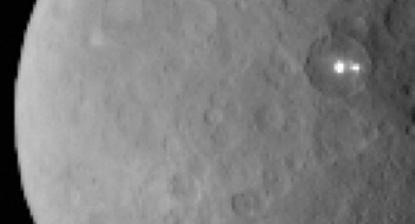 NASA makes stunning discovery on Ceres