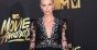 arriving to the 2016 Mtv Movie Awards held on the Warner Brothers Studio Lot in Burbank, CA.  Pictured: Charlize Theron Ref: SPL1261052  100416   Picture by: Digital Focus / Splash News  Splash News and Pictures Los Angeles:310-821-2666 New York:212-619-2666 London:870-934-2666 photodesk@splashnews.com