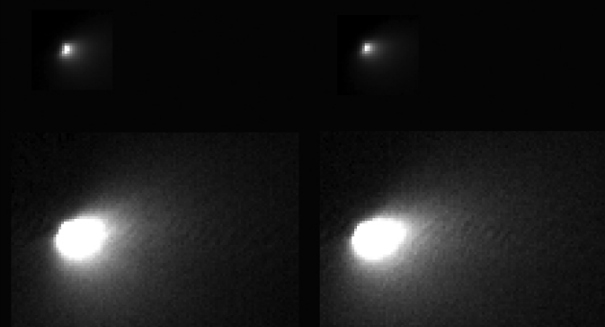 Possible encounter with giant comets has scientists concerned