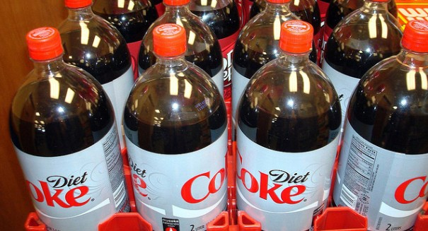 Soda sales are absolutely plummeting in Mexico