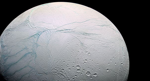 Stunning possibility: Is their life on Saturn moon Enceladus?