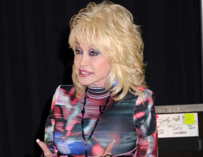 Dolly Parton was once mistaken for a prostitute