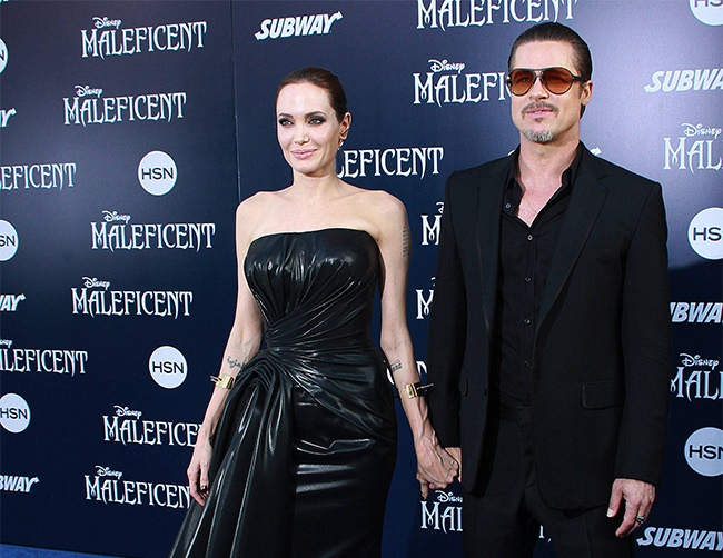 Brad Pitt: FBI 'evaluating' whether to investigate child abuse claims