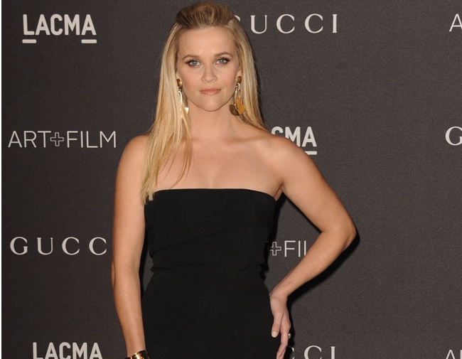 Reese Witherspoon has always looked up to Dolly Parton