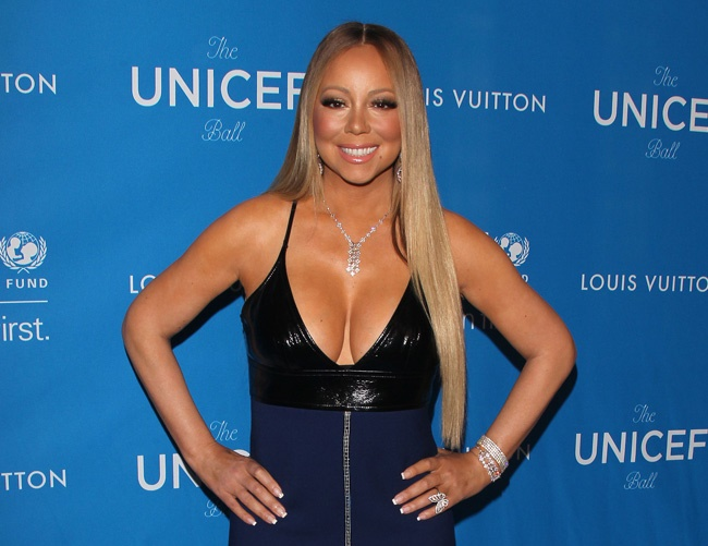 Mariah Carey is ready to move on from James Packer