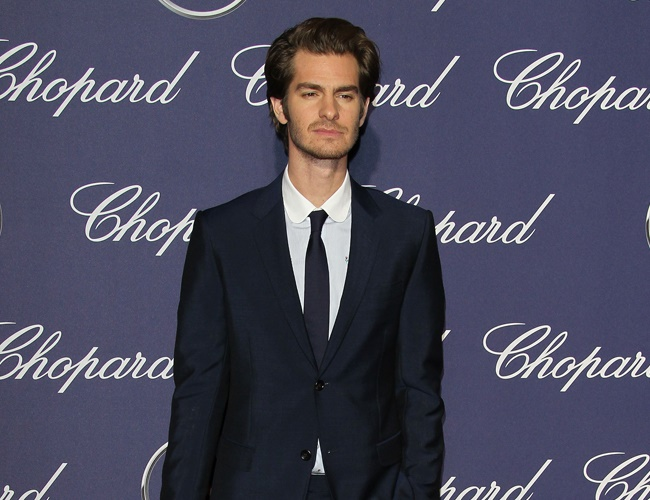 Andrew Garfield has mixed feelings about award shows