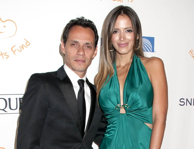 Marc Anthony and Shannon De Lima officially split