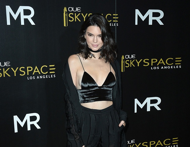 Kendall Jenner opens up about anxiety