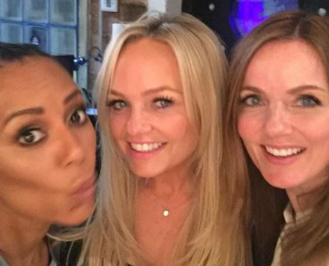 Posh Puts Kibosh On Spice Girls Reunion
