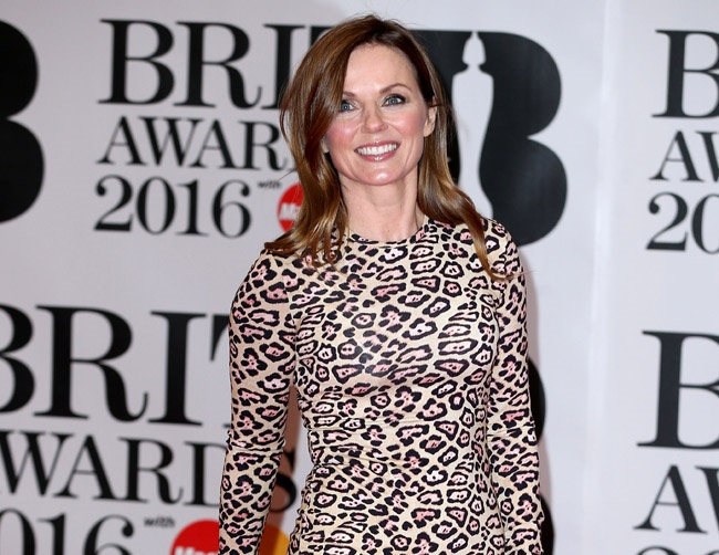 Geri Horner wants to become a television presenter
