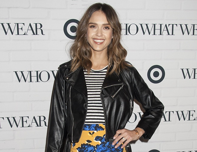 Jessica Alba is picky about her movies