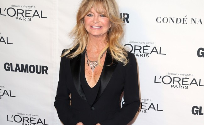 Goldie Hawn's children disapproved of her marriage to Kurt Russell