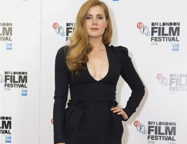 Amy Adams: I feel like I'm just tired and antisocial