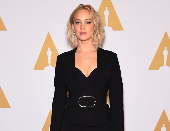 Jennifer Lawrence wants to keep her dating life out of the spotlight