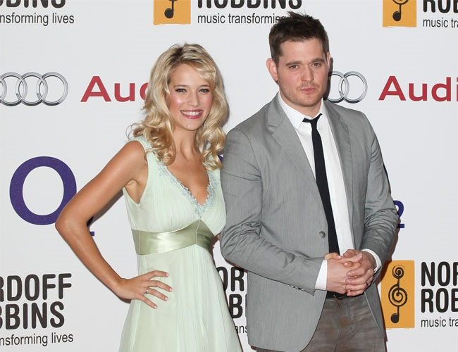 Michael Bublé admits fame had changed him