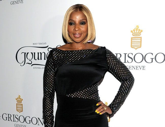 Mary J. Blige opens up about marriage and subsequent divorce