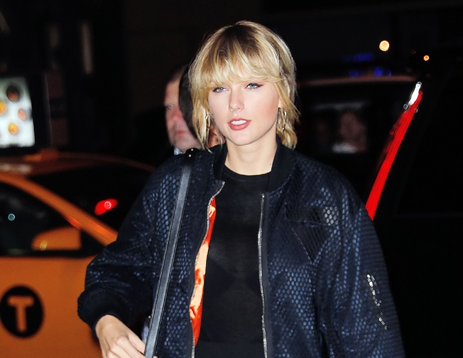 Taylor Swift is working with Drake on new album