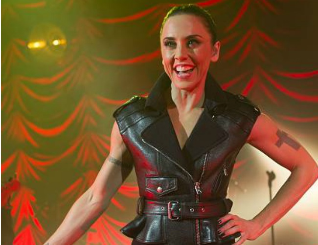 Mel C wants her daughter to join her on tour