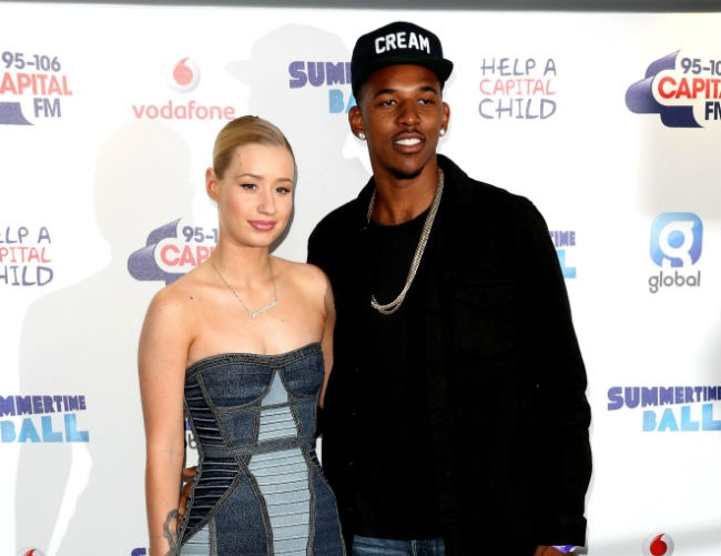 Nick Young wishes for Iggy Azalea to be happy