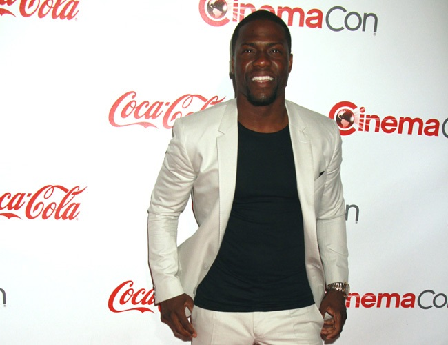 Kevin Hart is an open book on social media