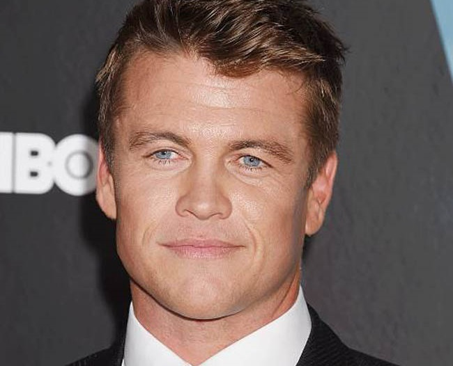 Luke Hemsworth is intimidated by Anthony Hopkins