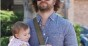 Jack Osbourne is a dotting father as he holds his daughter as they take a stroll on a sunny afternoon in Studio City, CA.  Pictured: Jack Osbourne  Ref: SPL1304810  180616   Picture by: iPix211/London Entertainment   Splash News and Pictures Los Angeles:	310-821-2666 New York:	212-619-2666 London:	870-934-2666 photodesk@splashnews.com
