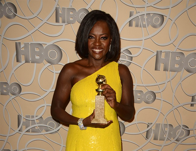 Viola Davis: Meryl Streep warned me about her 'Golden Globes' speech