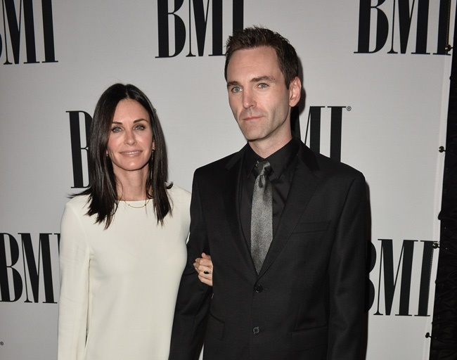 Courteney Cox to spend more time in London