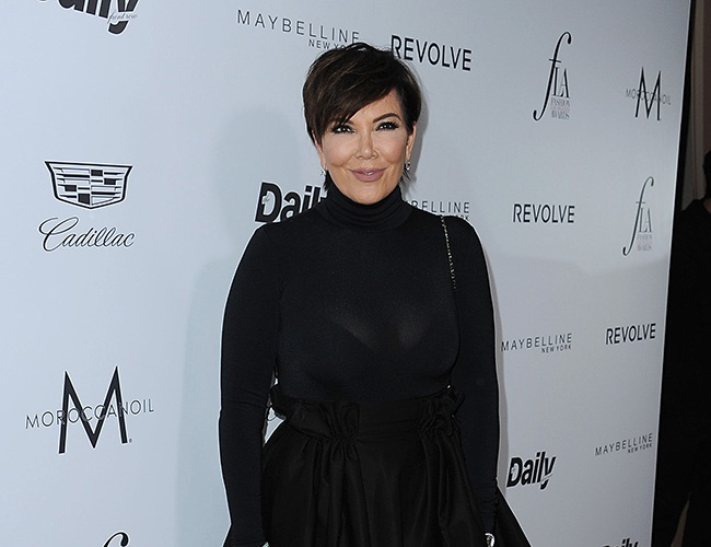Kris Jenner wishes to have more privacy
