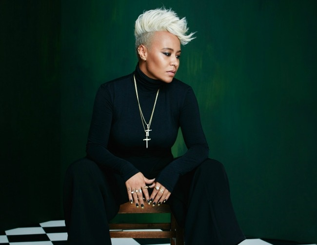 """Emeli Sandé feels """"really supported"""" by Jay Z"""