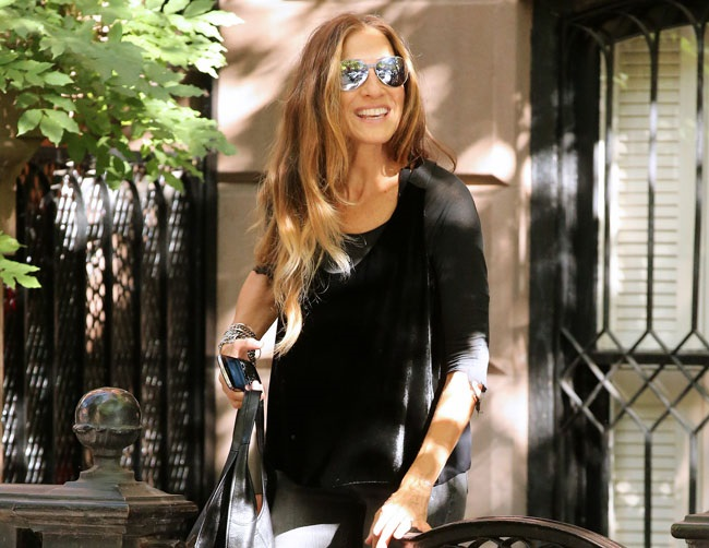 Sarah Jessica Parker feels guilty about loving her job