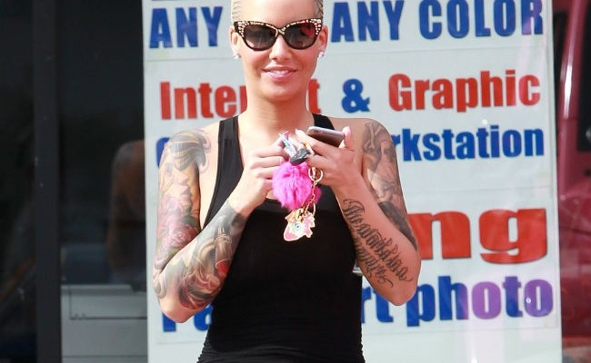 Amber Rose to compete on 'Dancing with the Stars'