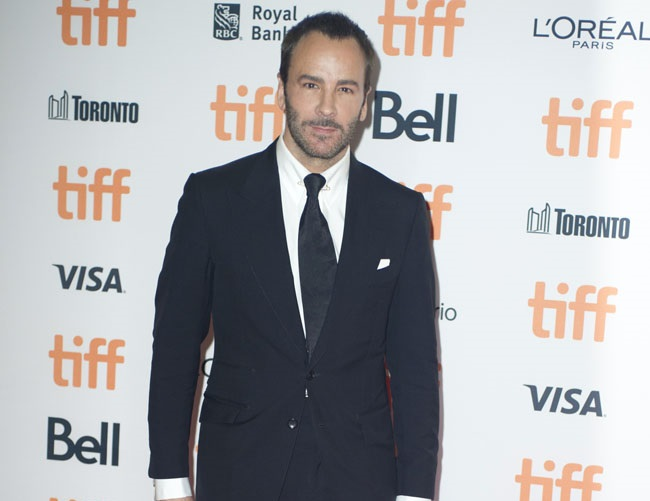 Tom Ford discusses same-sex relationships and parenting