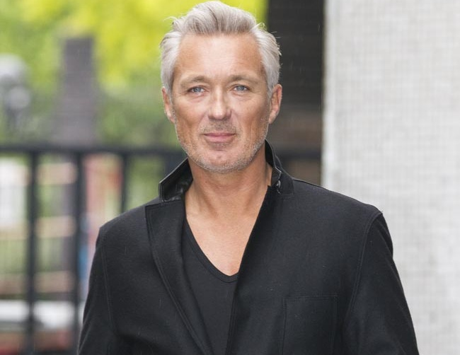 Martin Kemp gushes about wife Shirlie Holliman