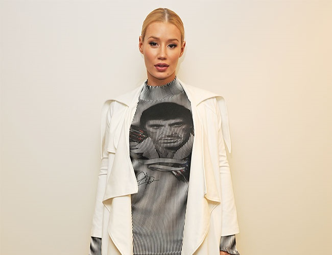 Iggy Azalea finds social media exhausting