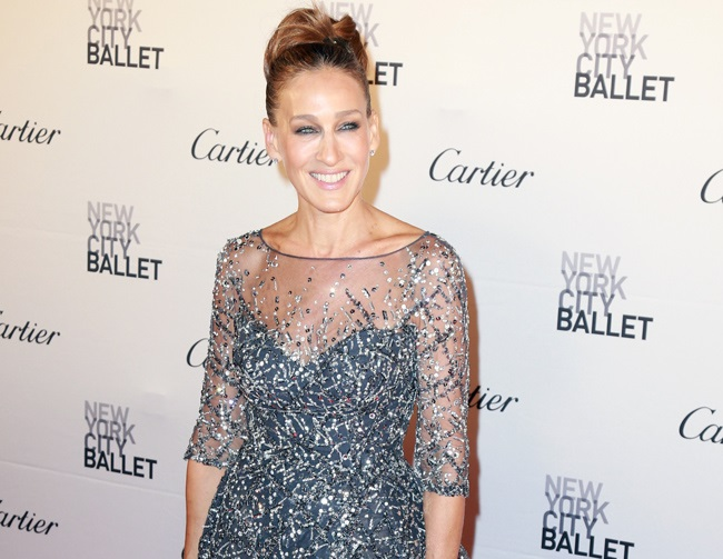 Sarah Jessica Parker is meticulous about her outfits