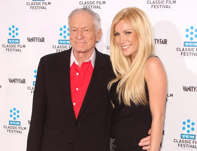 The Playboy Mansion sold for $100 million