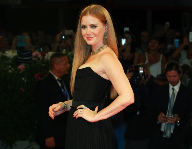 Amy Adams' daughter has strong opinions about her