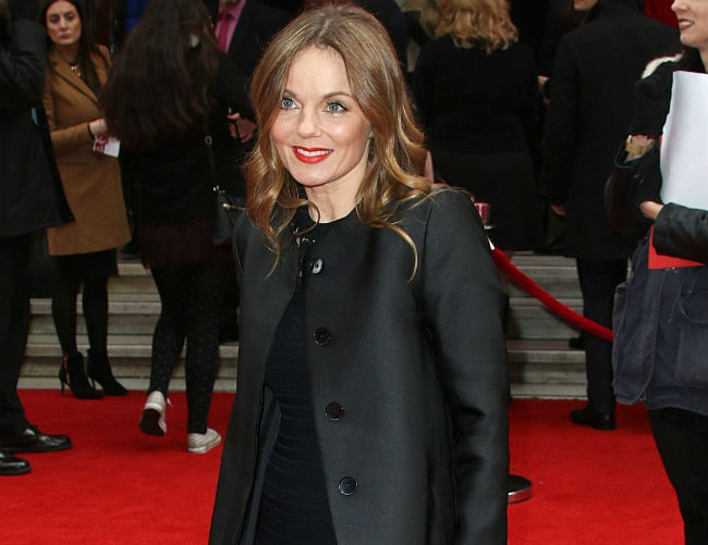 Geri Horner's daughter gets to choose her unborn sibling's name