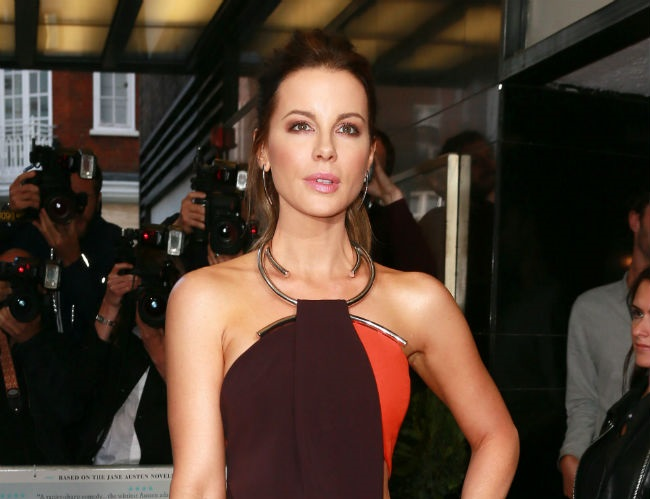 Kate Beckinsale discusses her humble beginnings