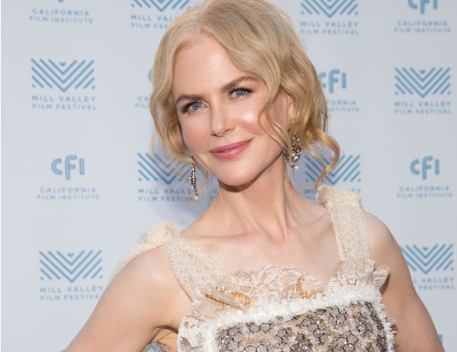 Nicole Kidman recalls meeting Tom Cruise for the first time