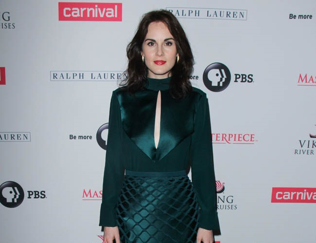 Michelle Dockery talks about family, death of fiancé, and future